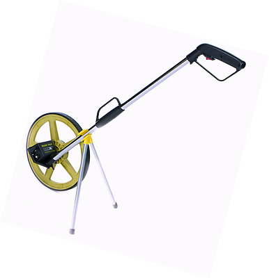 Rolson Distance Measuring Wheel Mechanical Counting Head Has A Fine Digit Read