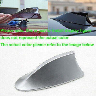 AU Car Radio FM/AM Signal Aerial Shark Fin Antenna Universal For Toyota Yaris