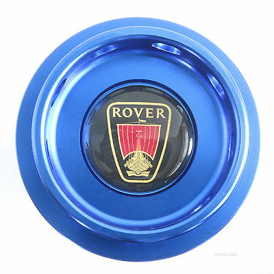 Rover Oil Cap 220 Coupe Turbo Tomcat Blue Aluminium T16 Turbo T series