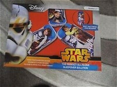 Readybed Inflatable Bed Sleepover  Camping - Star Wars Official
