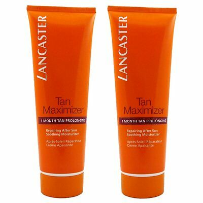 Lancaster Tan Maximizer Repairing After Sun Soothing Moisturizer 2 x 250 ml Set