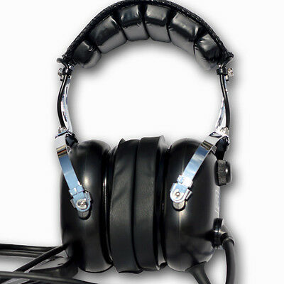SEHT SH 30-10F Pilots Aviation Headset with 5 Year Warranty