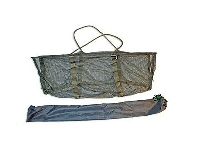 Q-Dos XL Weigh Sling with Zip Sides + Stink Bag Carp Fishing Weigh Sling GAP 82