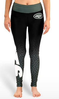 fficially Licensed NFL For Her Gradient Print Legging by Forever Collectibles