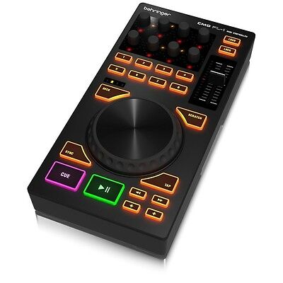 """Behringer CMD PL-1 MIDI Controller with 4"""" Touch-Sensitive Platter inc Warranty"""