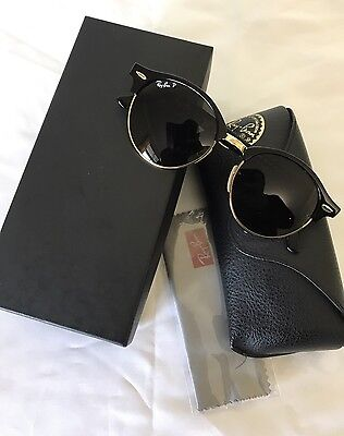 Authentic Rayban Polarised Women's Sunglasses In Excellent Condition