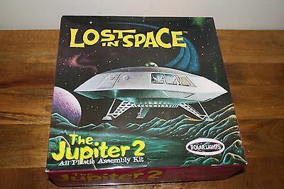 NIB-Polar Lights Lost in Space 'Jupiter 2' Model Assembly Kit. Opened See pics