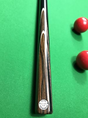 Ton Praram III Beyond Snooker Cue 1 Piece Ash Plus Case And Extensions