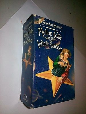 The Smashing Pumpkins - Mellon Collie And The Infinite Sadness - Double Cassette