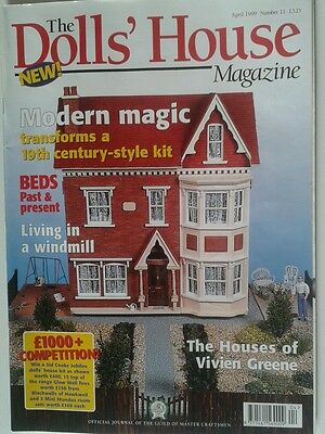 The Doll's House Magazine April 1999 Issue Number 11