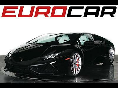 2015 Lamborghini Huracan LP 610-4 2015 Lamborghini Huracán LP 610-4 Coupe - One Owner, Only 5343 Miles, Pristine!