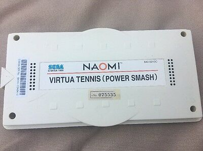 Sega Naomi Virtua Tennis (Power Smash) Cart Arcade JVS