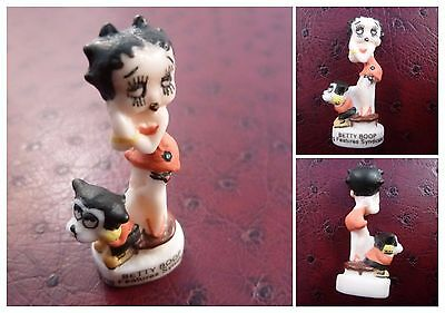 Feve Epi Folie 2002 Serie Betty Boop  - Betty Boop - King Features Syndicate Inc