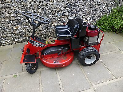 Snapper Sr 130 Ride On Mower Tractor Briggs And Stratton Engine