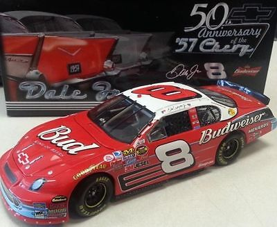 Dale Earnhardt Jr 2007 50Th Anniversary Of The 57' Chevy 1/24 Action Car 1/19504