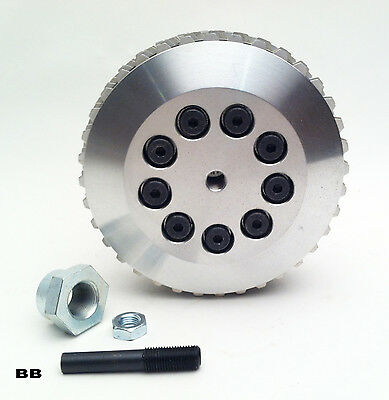 BDL Competitor Clutch For Harley-Davidson 1990-97 EVO Big Twin Chain Primary