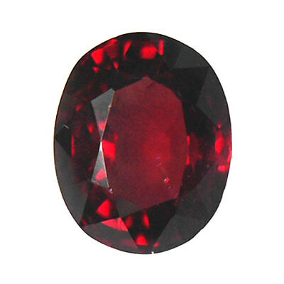 Spinelle Rouge Certifié GLC - Birmanie - 1,28 Carat - Red Spinel from Burma