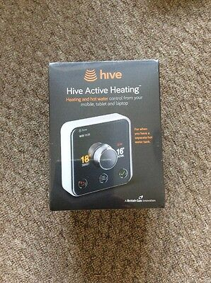 HIVE Active Heating & Hot Water Kit Compatible with iOS / &roid