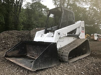 2007 Bobcat T200 Track Skidsteer Loader * We Finance