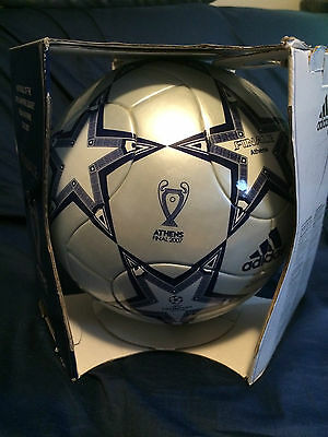 Adidas Finale Official Athens 2007 Champions League Final Ball
