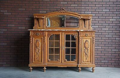 Buffet / Sideboard / French Buffet / Server / Antique French Sideboard/Buffet