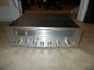 Vintage Marantz AM / FM Stereo Receiver.  AWESOME!