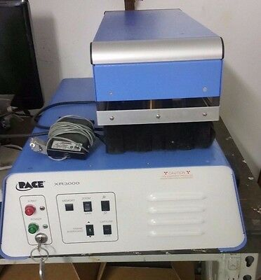 PACE TABLETOP XR 3000 Real-Time X-Ray Inspection System  WORKING CONDITION