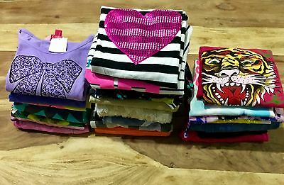 Size 12 Girls Clothing Huge Lot 25 Pieces Inc Roxy Skirt