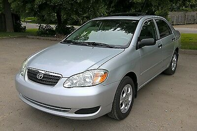 Toyota: Corolla CE 2007 Toyota Corolla CE - One Owner, Sunroof, AC - 155K km / 98K miles