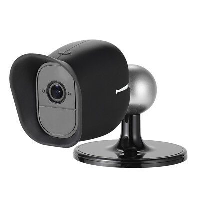 New Indoor/Outdoor Camera Wall Holder +Silicone Skin for Arlo Pro Smart Security