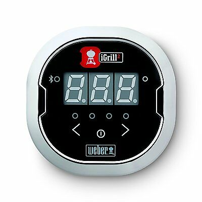 Weber 7203 iGrill 2 BLUETOOTH THERMOMETER BBQ barbecue cooking