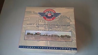 Lionel 6-31708 US Marines Land-Sea and Air Missile Launch Set - Factory Sealed