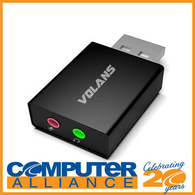 Volans VL-UA01 USB 3.0 Audio Adapter