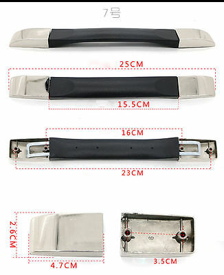 Replacement Luggage Handle Grip Spare Fix Holders Suitcase Pull Carry Strap 007