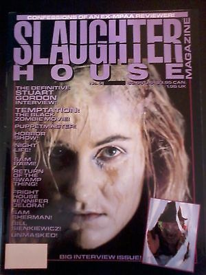 Slaughterhouse magazine issue no. 3