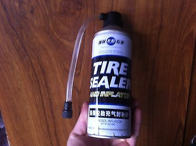 Flat Tyre Repair INFLATOR & SEALER in spray can