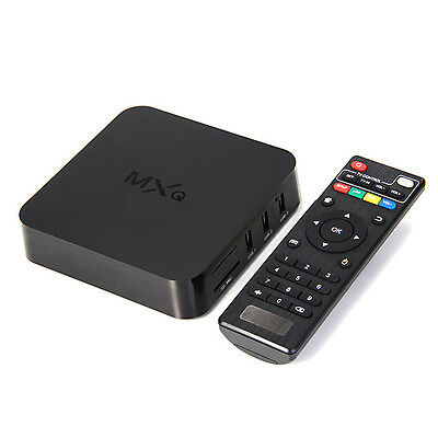 New Android Smart Tv Box Full Hd Internet Wifi Media Player