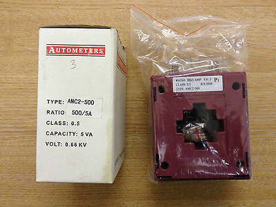Autometers Type AMC2-500 Current Transformer