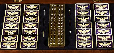 House of Faberge Imperial Dominos
