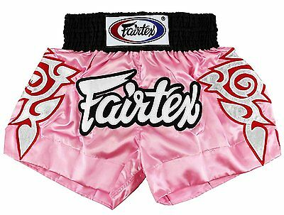 Fairtex Muay Thai Kick Boxing Shorts Pink Bs0626 Xs, S, M, L Aus Stock