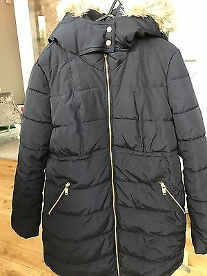 Maternity Coat Size M From H&M