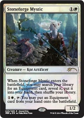 Stoneforge Mystic FOIL PROMO NM Magic the Gathering MTG