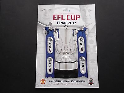 Manchester United V Southampton Efl League Cup Final 2017 - Man Utd