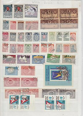 LOT M14 RUSSIA early to modern used selection.