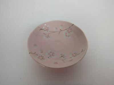 Tachikichi Specialty Premium Yebisu 125th Original Small Dish/Sakura Pattern/New