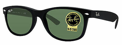 Genuine RAY-BAN 2132 New Wayfarer Replacement Lenses - G15 or Gradient Brown M/C