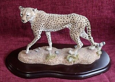 Country Artists Natural World Cheetah Agile Spirit 02368