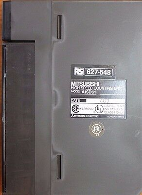 Mitsubishi High Speed Counting Unit Model A1Sd61