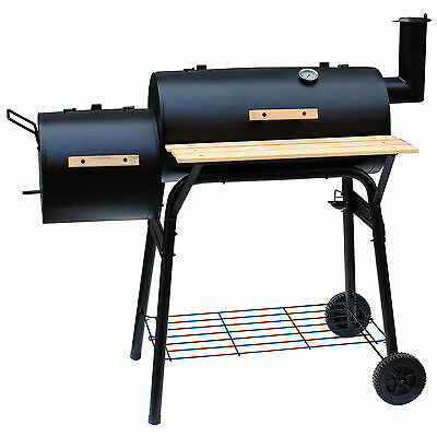 Landmann Steel Outdoor Pagoda BBQ Grill and Smoker