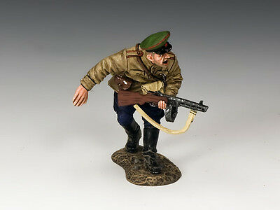 KING AND COUNTRY Red Army Combat Leader WW2 RA40 RA040